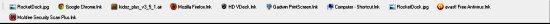 Olbar Windows Toolbar