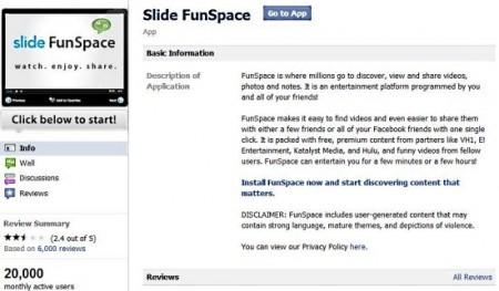 Slide FunSpace