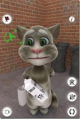 Talking Tom Cat4