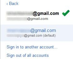 multiple Google Accounts