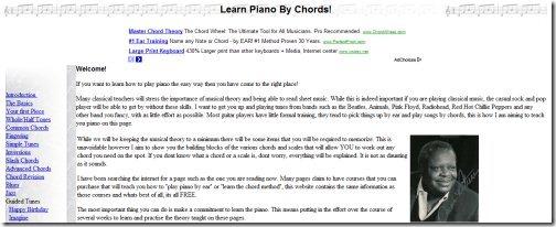 pianobychords