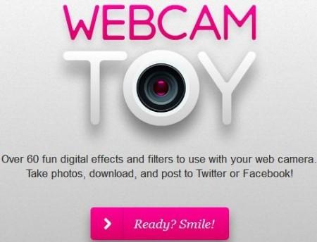 webcam toy home