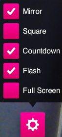 webcam toy options