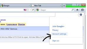 Add Gadgets Gmail Login