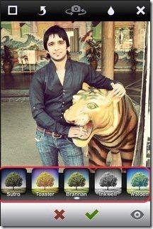 Instagram Photo Effects