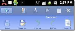 Kingsoft Office Toolbar