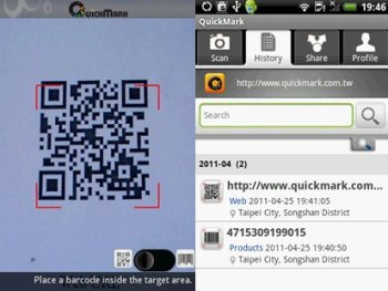 5 Free Android Barcode Reader Apps