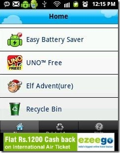 Recycle Bin Home Page
