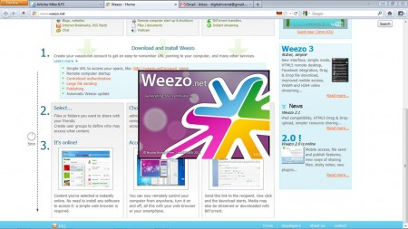 file sharing weezo