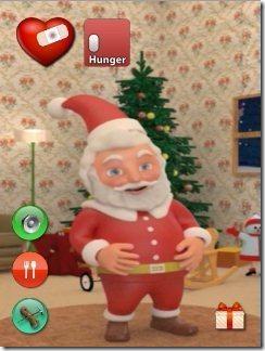 Talking Santa Clause