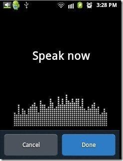 Vlingo Voice Recognition