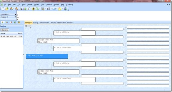 family tree maker software  rootsmagic essentials