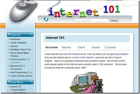 internet101