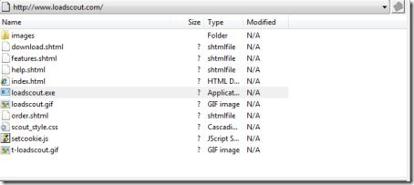 Extract Selected File From ZIP Archive loadscout