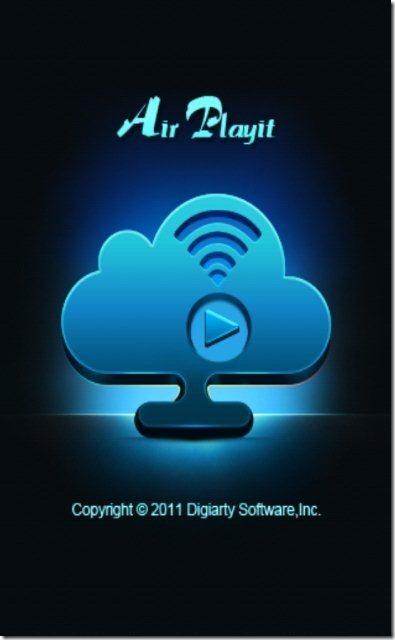 Air Playit app