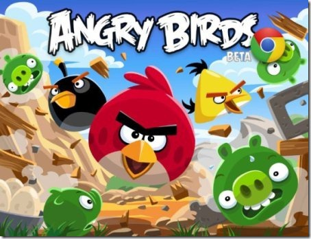 Angry Birds Online 001