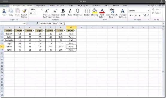 CloudOn Excel
