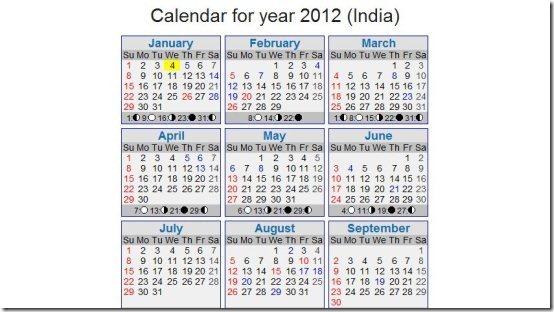 Create Custom Calendars 002