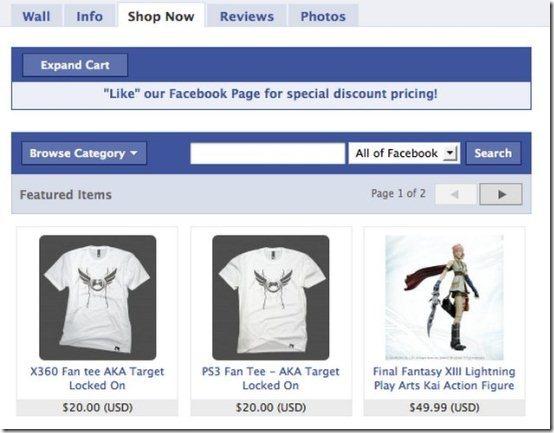 Facebook Store 001