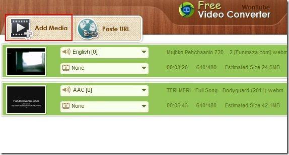 Free Video Converter 001
