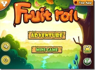 Fruit Roll Game