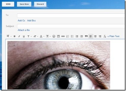 Insert Images in Gmail 001