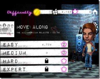 Lyric Legend Game levels