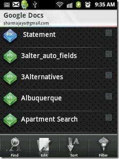 OfficeSuite App Remote View