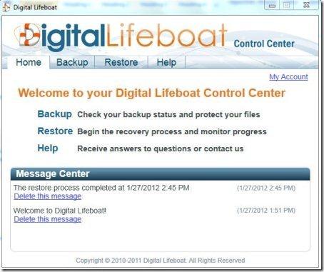 Online Backup Service 004