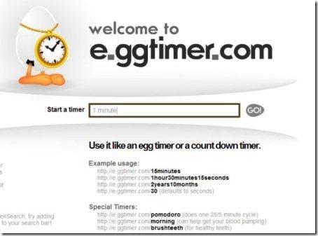 Online Countdown Timer 001
