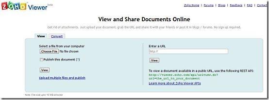 Online PDF Reader 002
