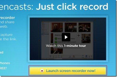 Online Screen Recorder 001
