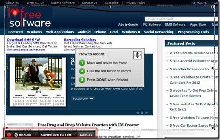 Online Screen Recorder 004