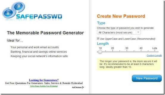 Password Generator 005