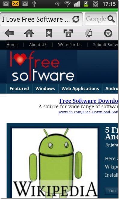 Skyfire Browser 4.0