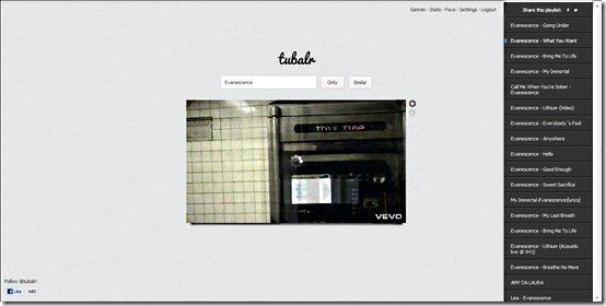 Tubalr Watch Youtube Videos Music Jukebox