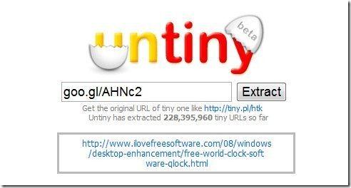 Untiny 001