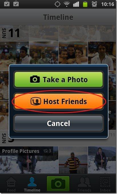 Color For Facebook App Hosting