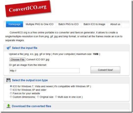 Convert ICO 001