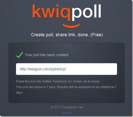 Create Poll 002