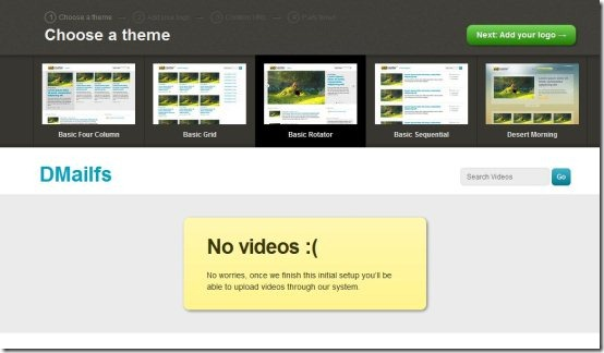 Create Video site 003