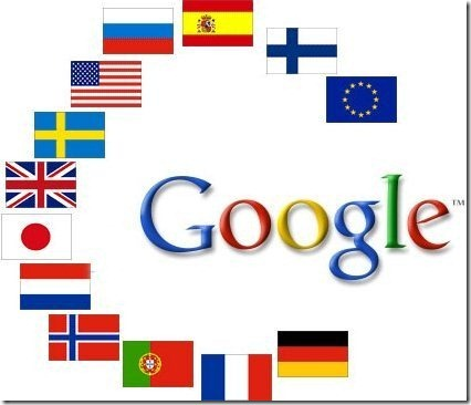 Google Translate option