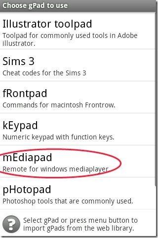 Gpad MediaPad
