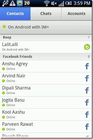 IM  App