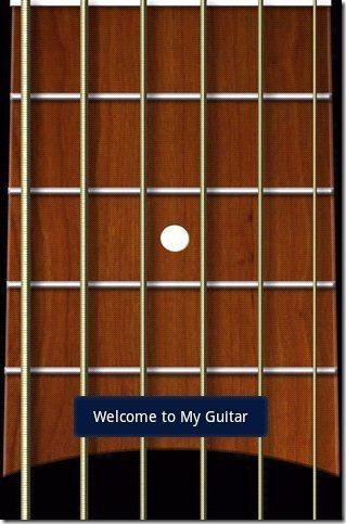 My Guitar App