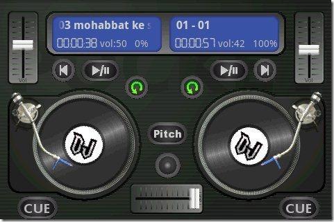Pocket DJ Decks