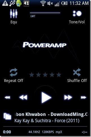 Poweramp Music Player App