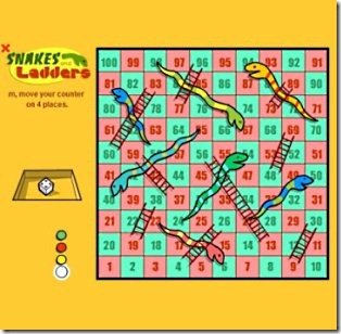 Snakes and ladders 001