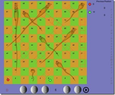 Snakes and ladders 003