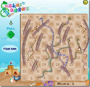Snakes and ladders 005